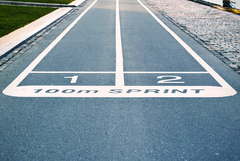100mを10秒台で走るには?